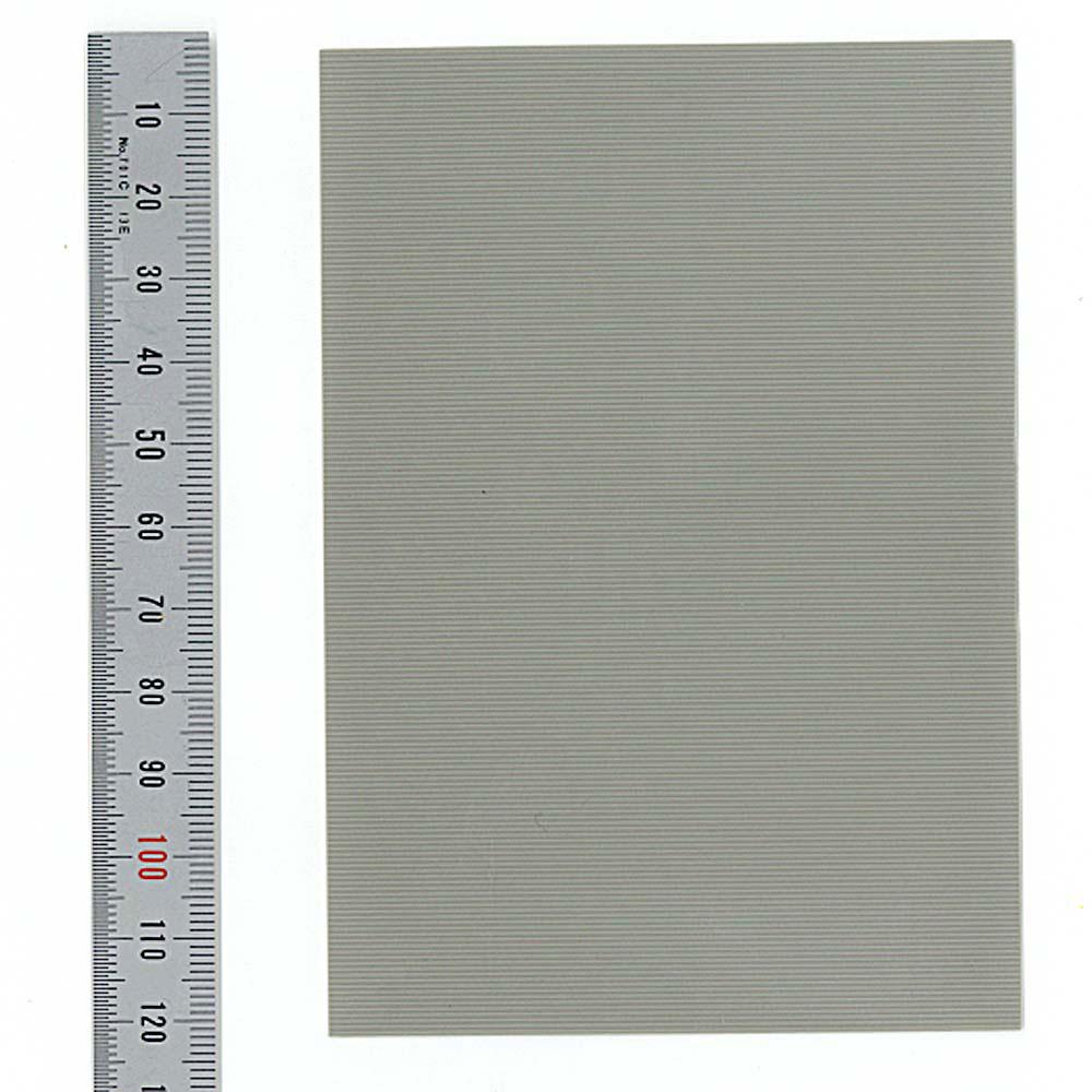 【模型】プラノイタ・波板 ※こばる同等品 :さかつう 素材 N(1/150) 3745