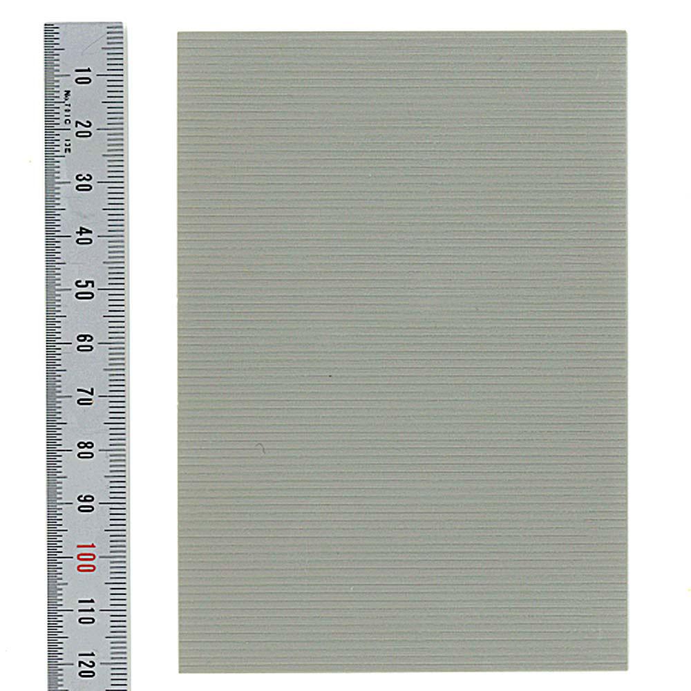 【模型】プラノイタ・下見板張 ※こばる同等品 :さかつう 素材 N(1/150) 3746
