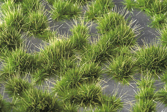 マイクロパック 光る草むら-夏の盛りに :ミニネイチャー 素材 ノンスケール 737-22m