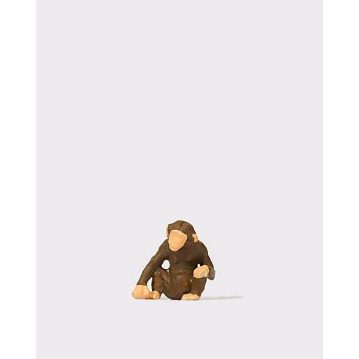 チンパンジー :プライザー 塗装済完成品 HO(1/87) 29527