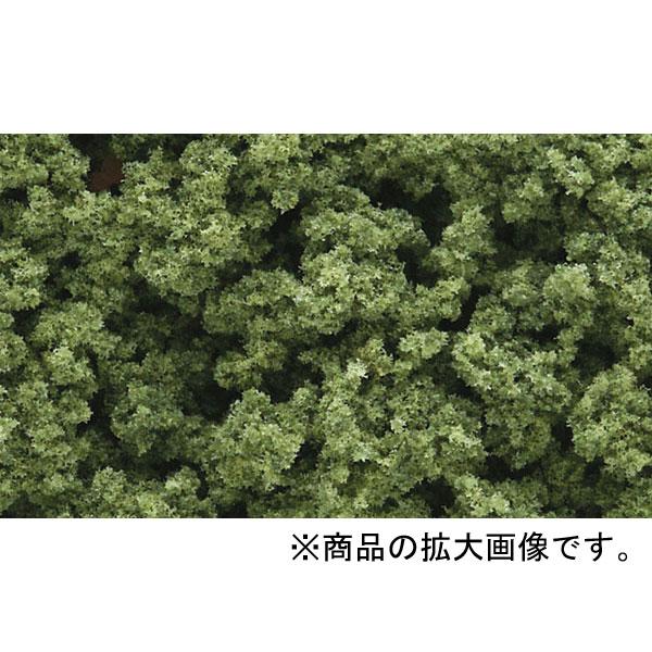 スポンジ系素材 【クランプフォーリッジ】 ライト・グリーン(明緑色) [ラージバッグ] :ウッドランド 素材 ノンスケール FC182