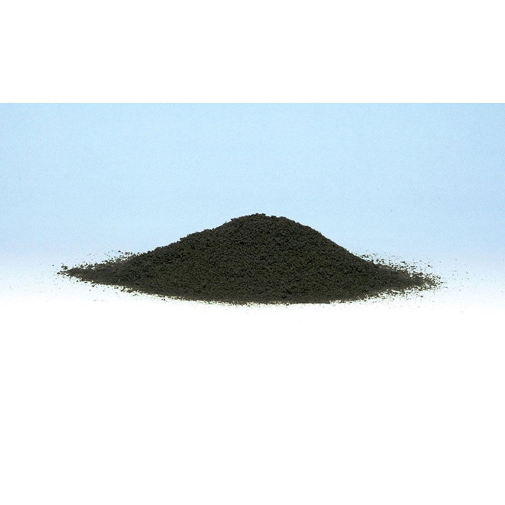 パウダー系素材 ファインターフ 黒土色 :ウッドランド 素材 ノンスケール T41