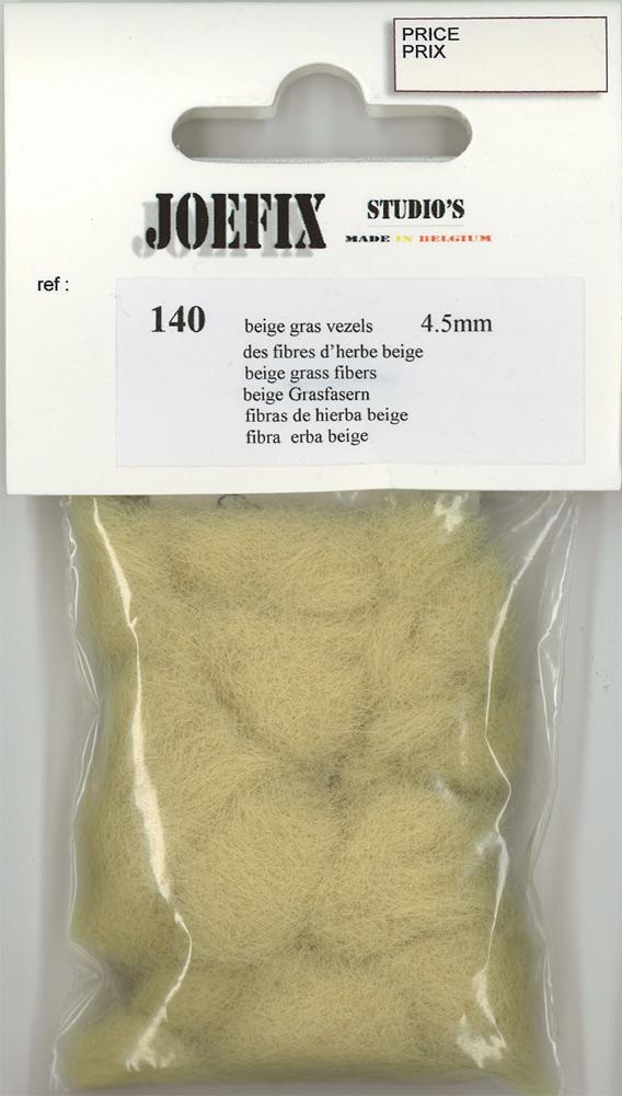 繊維系素材 ベージュの草(4.5mm高さ)  :ジョーフィクス 素材 ノンスケール 140