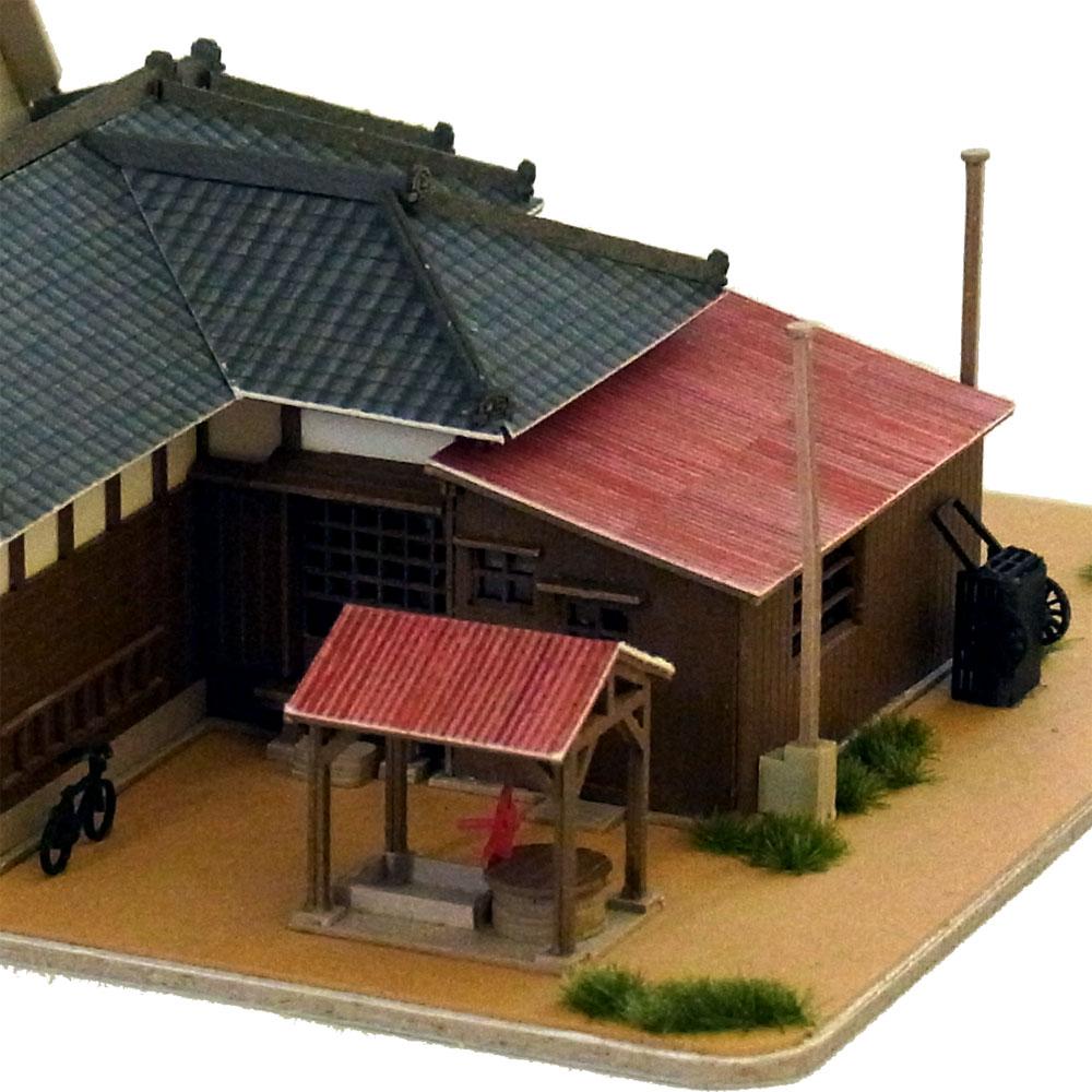 サツキとメイの家 :伊藤敏男 完成品 1/150