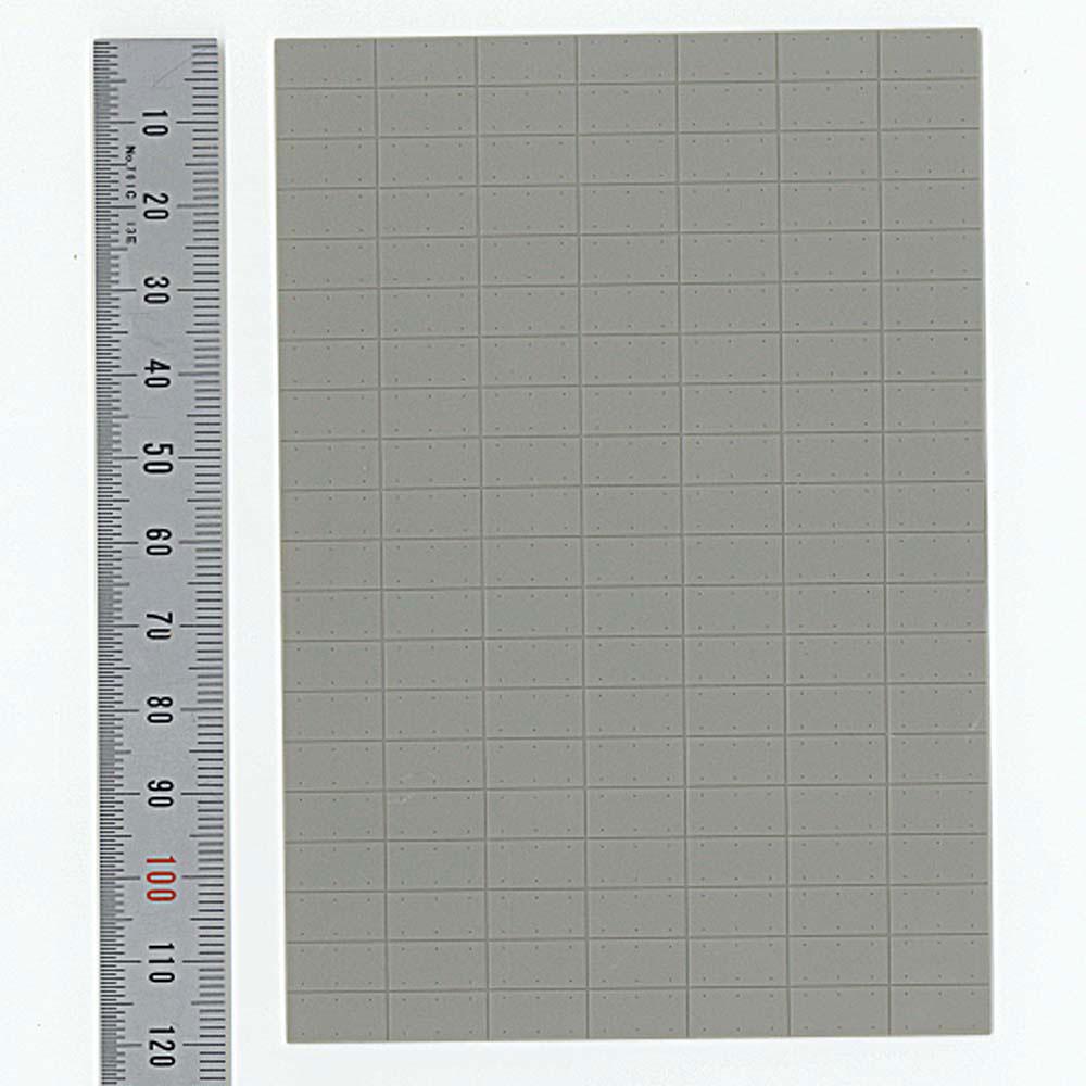 【模型】プラノイタ・コンクリ表現 ※こばる同等品 :さかつう 素材 N(1/150) 3751