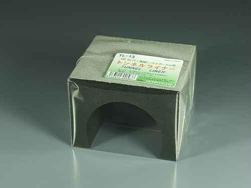 トンネルライナー GM 複線用(1個入り) :モーリン 素材 N(1/150) TL-13