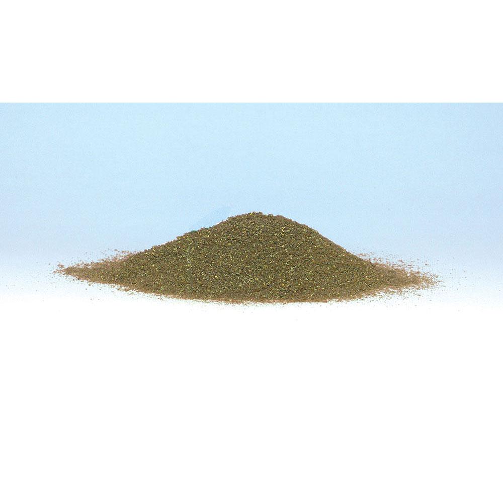パウダー系素材 ブレンデッドターフ 土ブレンド :ウッドランド 素材 ノンスケール T50