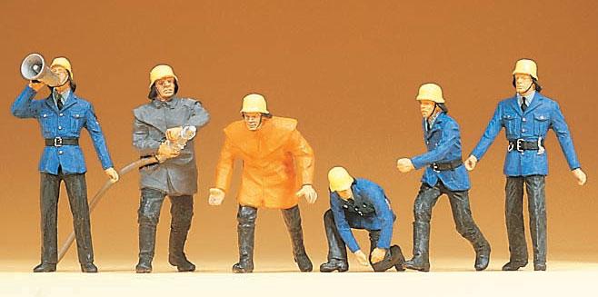 消防士 :プライザー 塗装済完成品 HO(1/87) 14201