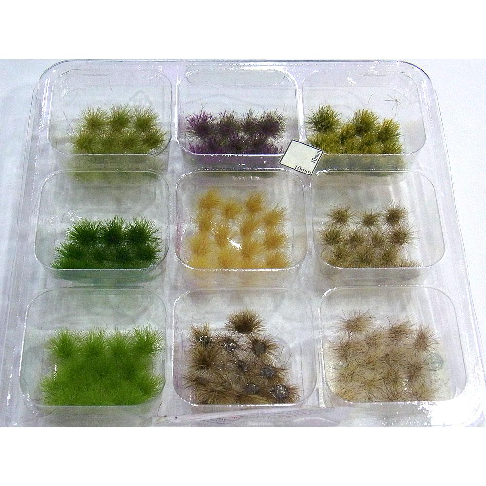 9種類の草の束詰め合わせ  :ジョーフィクス 素材 ノンスケール 173
