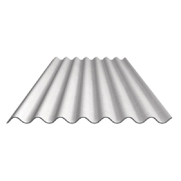 紙製波板 【ピッチ約0.7mm】 200 x 19 mm 5枚入り :ノースイースタン 素材 HO(1/87) 40100