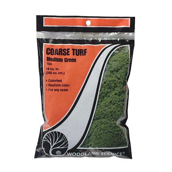 スポンジ系素材 コースターフ 緑色 :ウッドランド 素材 ノンスケール T64