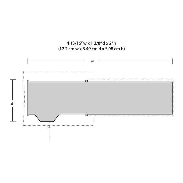 鉄道信号所 :ウッドランド 未塗装キット HO(1/87) D239