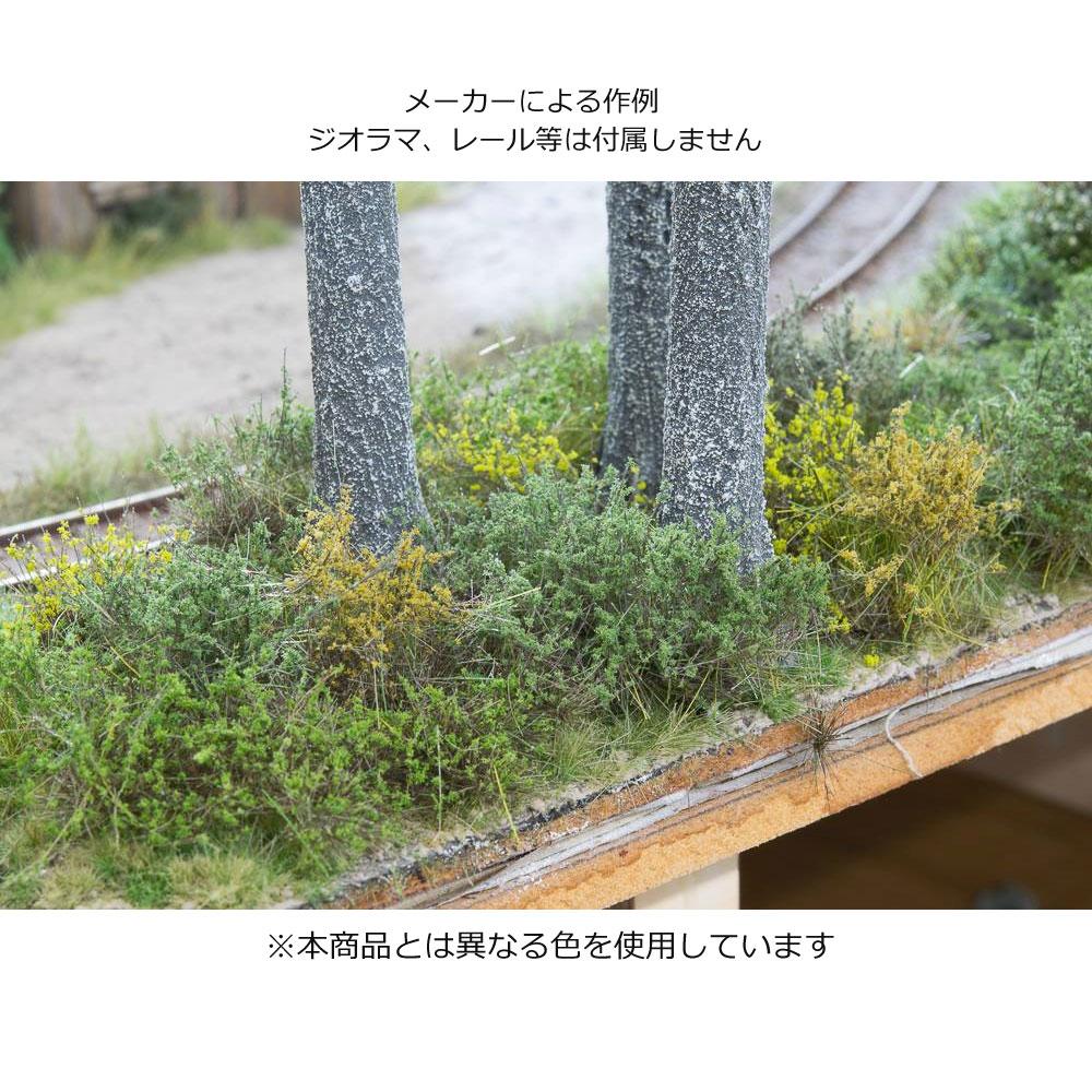 茂みD 株タイプ 全高20mm レッド 10株 :マルティン・ウエルベルク ノンスケール WB-SDR