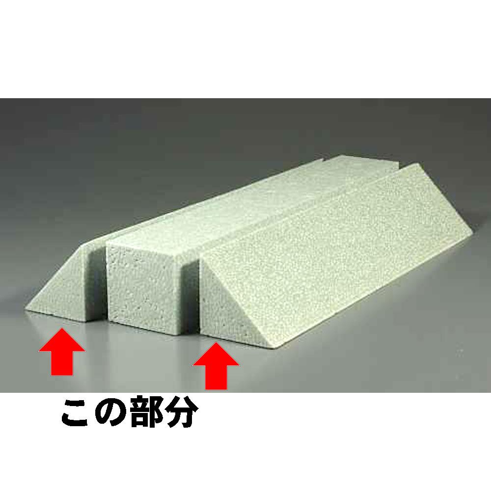 築堤パーツ 傾斜部 (4個入り) :モーリン 素材 TM-22