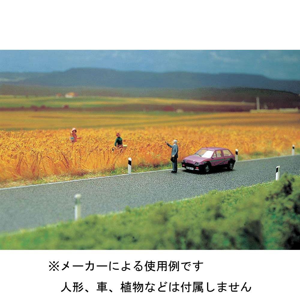アスファルト(センターライン無し) :ウォルサーズ 素材 HO(1/87) 1255