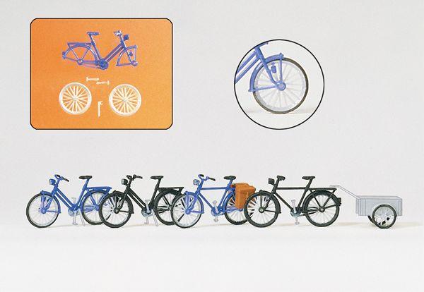 自転車 :プライザー キット HO(1/87) 17161