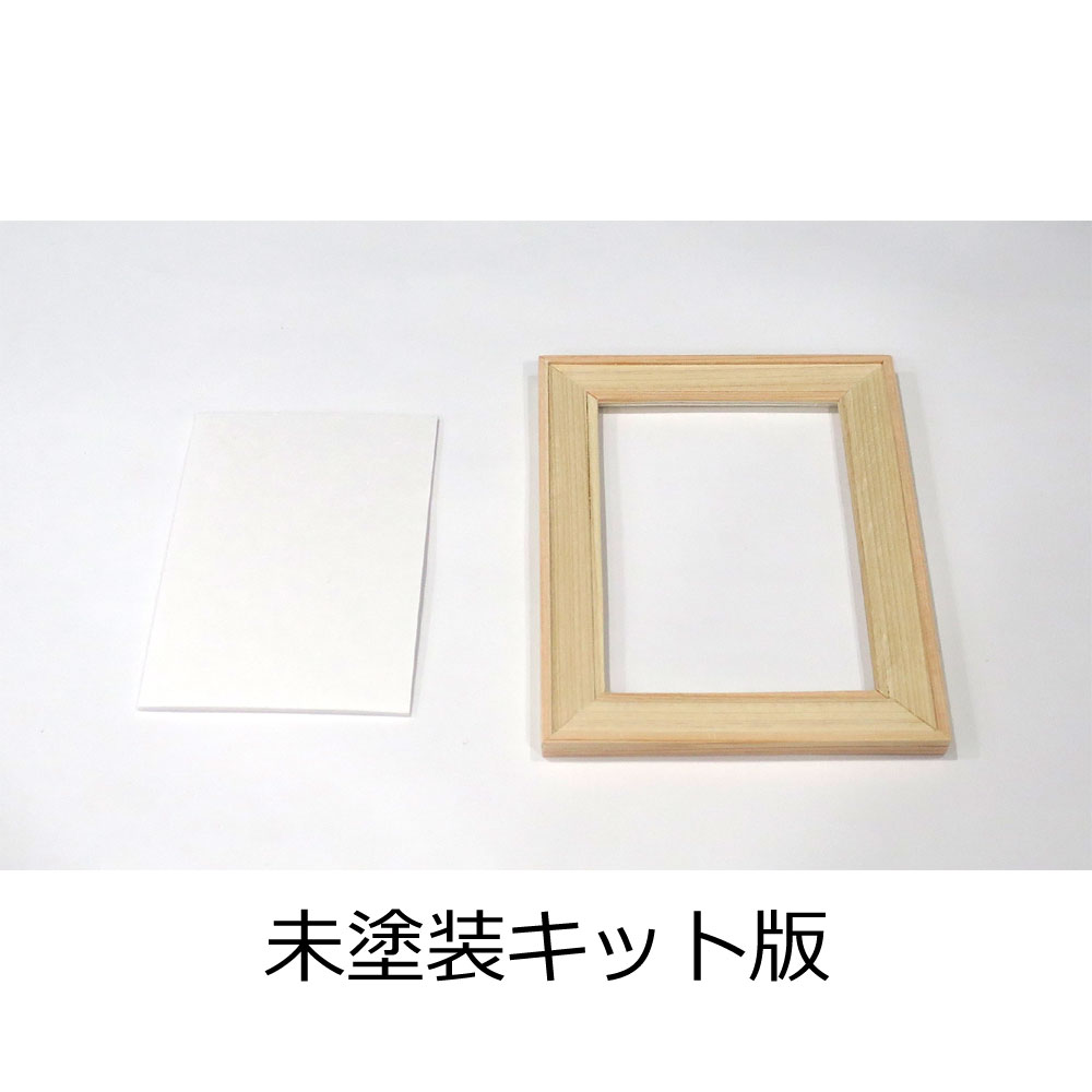 ミニチュア額 キット :サムアート製作 キット 1/12 スケール T1