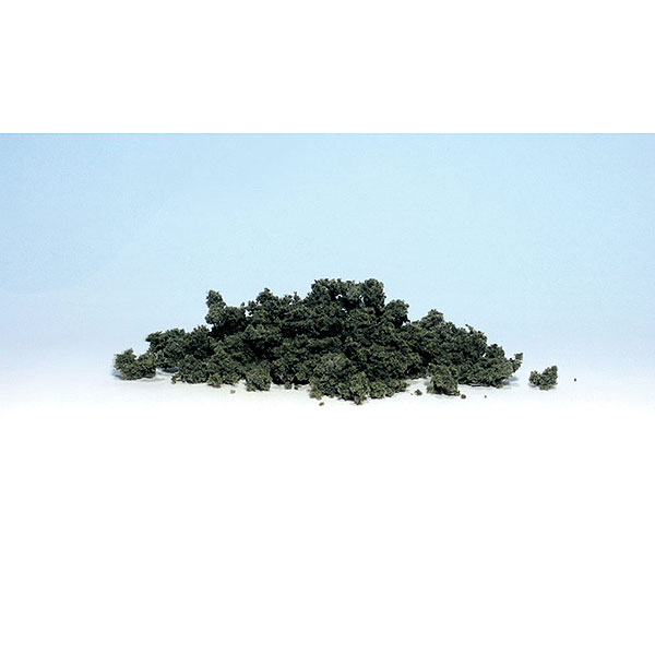 スポンジ系素材 【アンダーブッシュ】 ダーク・グリーン(深緑) :ウッドランド 素材 ノンスケール FC137