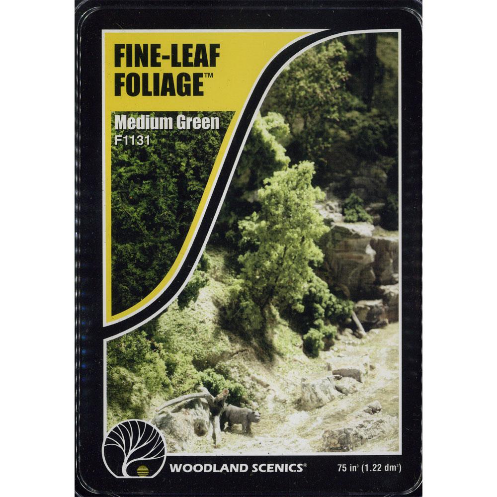 樹木素材セット 緑色の木 :ウッドランド 素材 ノンスケール F1131
