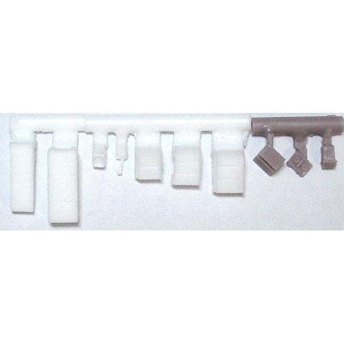 台所 :YSK 未塗装キット N(1/150) 品番390