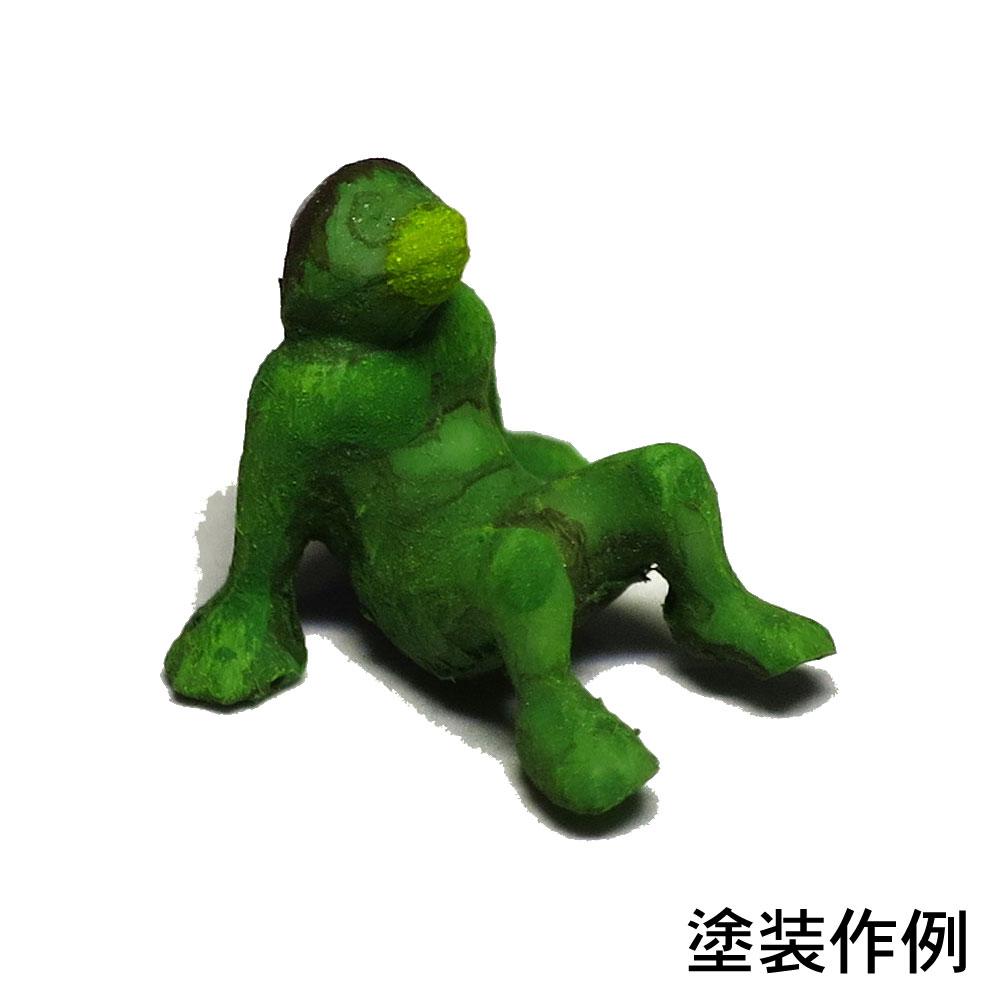 さかつう妖怪人形 河童(かっぱ) :さかつう 未塗装キット HO(1/87) 品番404