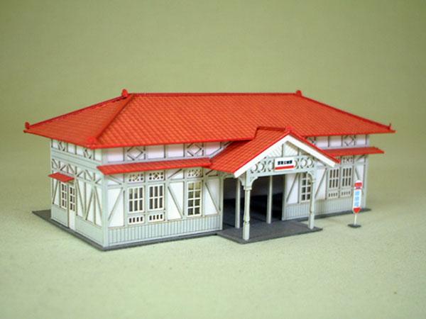駅舎B :さんけい キット N(1/150) MP03-20