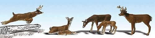 鹿 :ウッドランド 塗装済完成品 HO(1/87) 1884