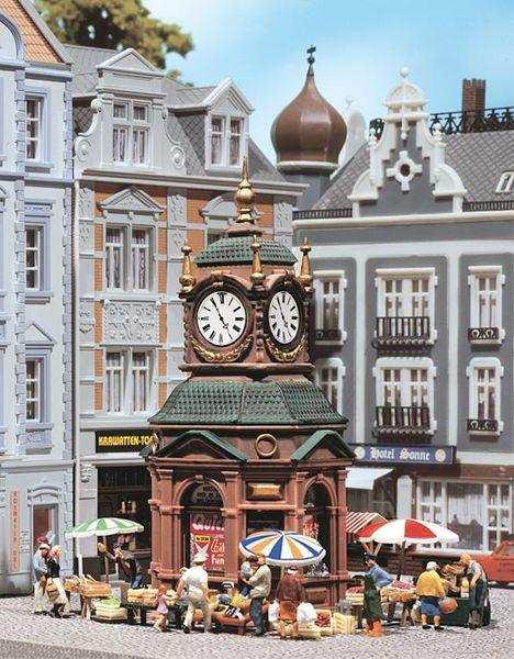 時計台 :ファーラー 未塗装キット HO(1/87) 180583