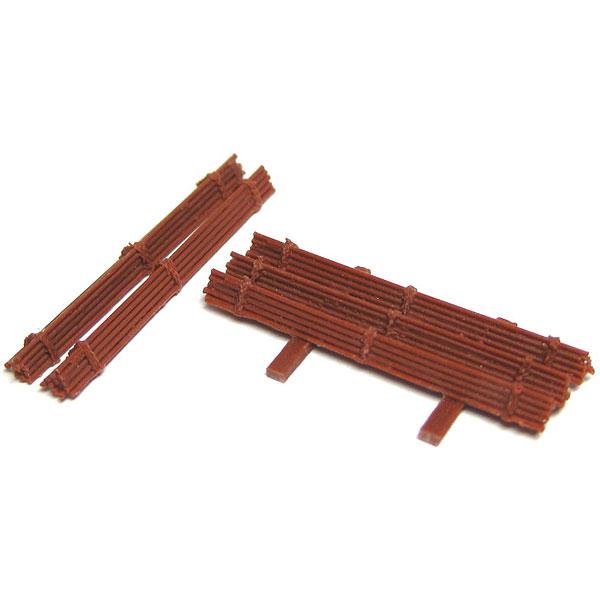 鉄筋束 :YSK 未塗装キット N(1/150) 品番224