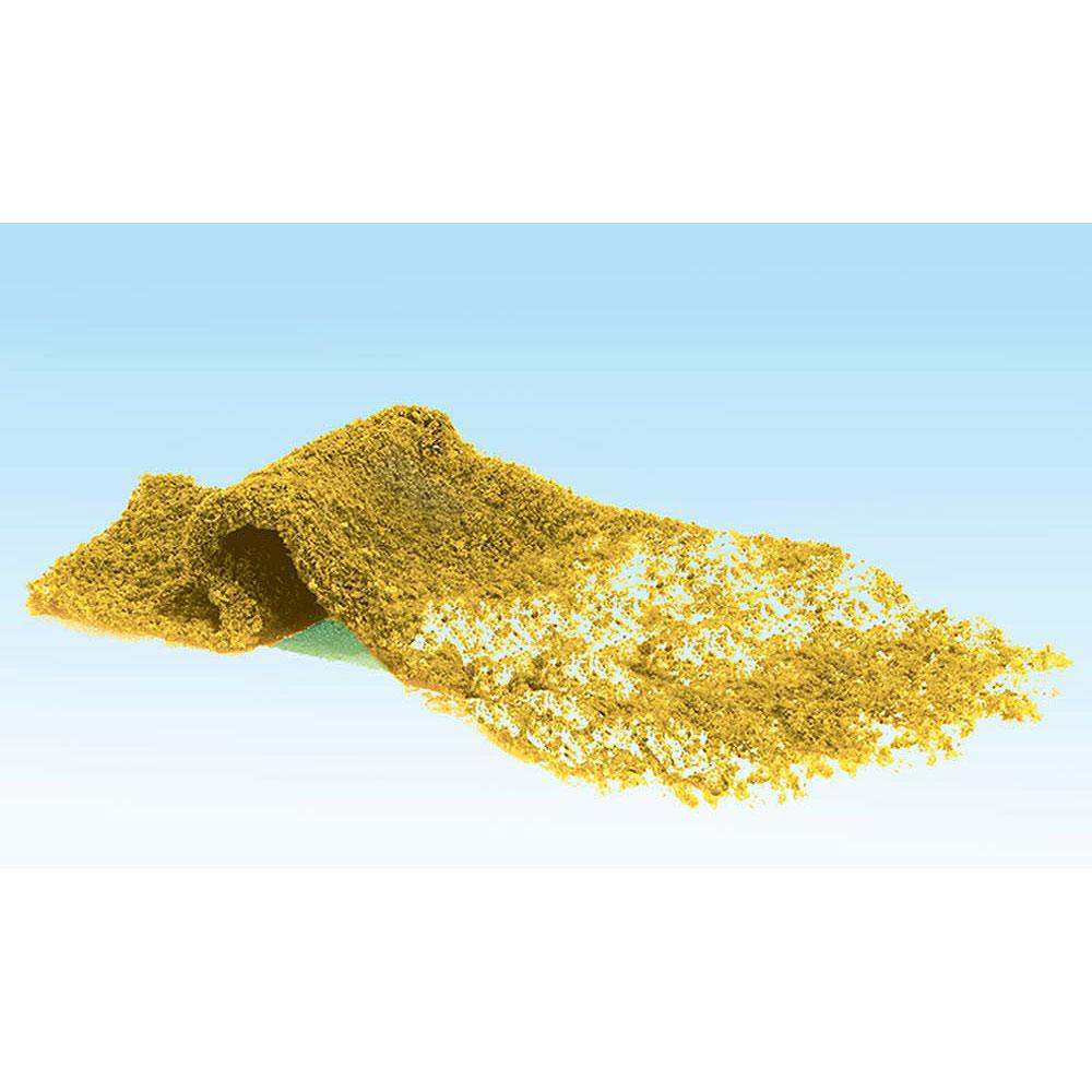 スポンジ系素材 【フラワリング・フォーリッジ】 黄色い花(イエロー) :ウッドランド 素材 ノンスケール F176