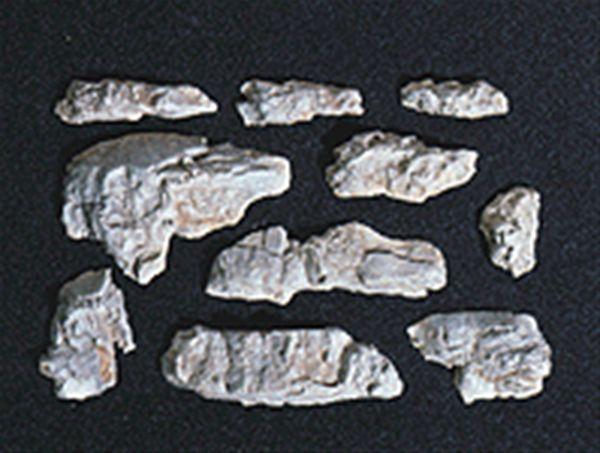 ロックモールド(岩の型) 露出部 :ウッドランド 素材 ノンスケール C1230