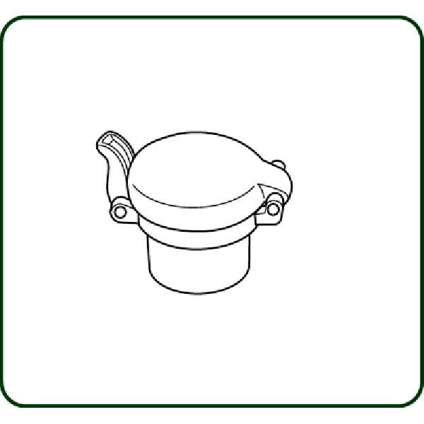 クイックフュエラー・キャップ 旧型(磨きなし) :さかつう ディテールアップ 1/24 3027