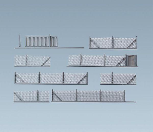 金網フェンス :ファーラー 未塗装キット N(1/160) 272420