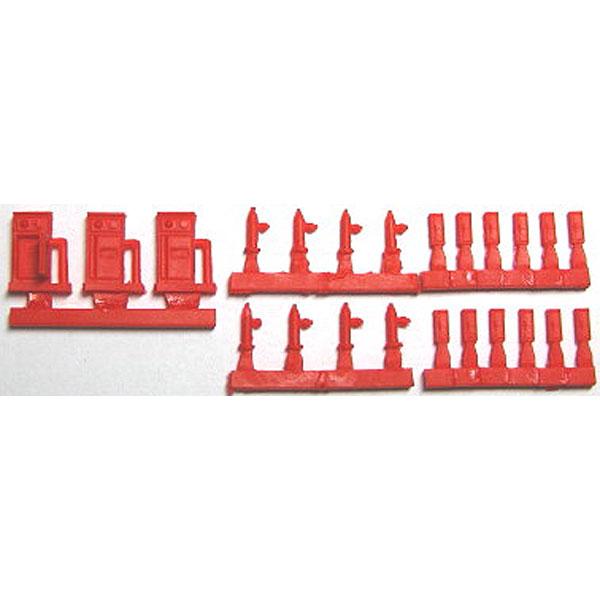 消火栓 :YSK 未塗装キット N(1/150) 品番231