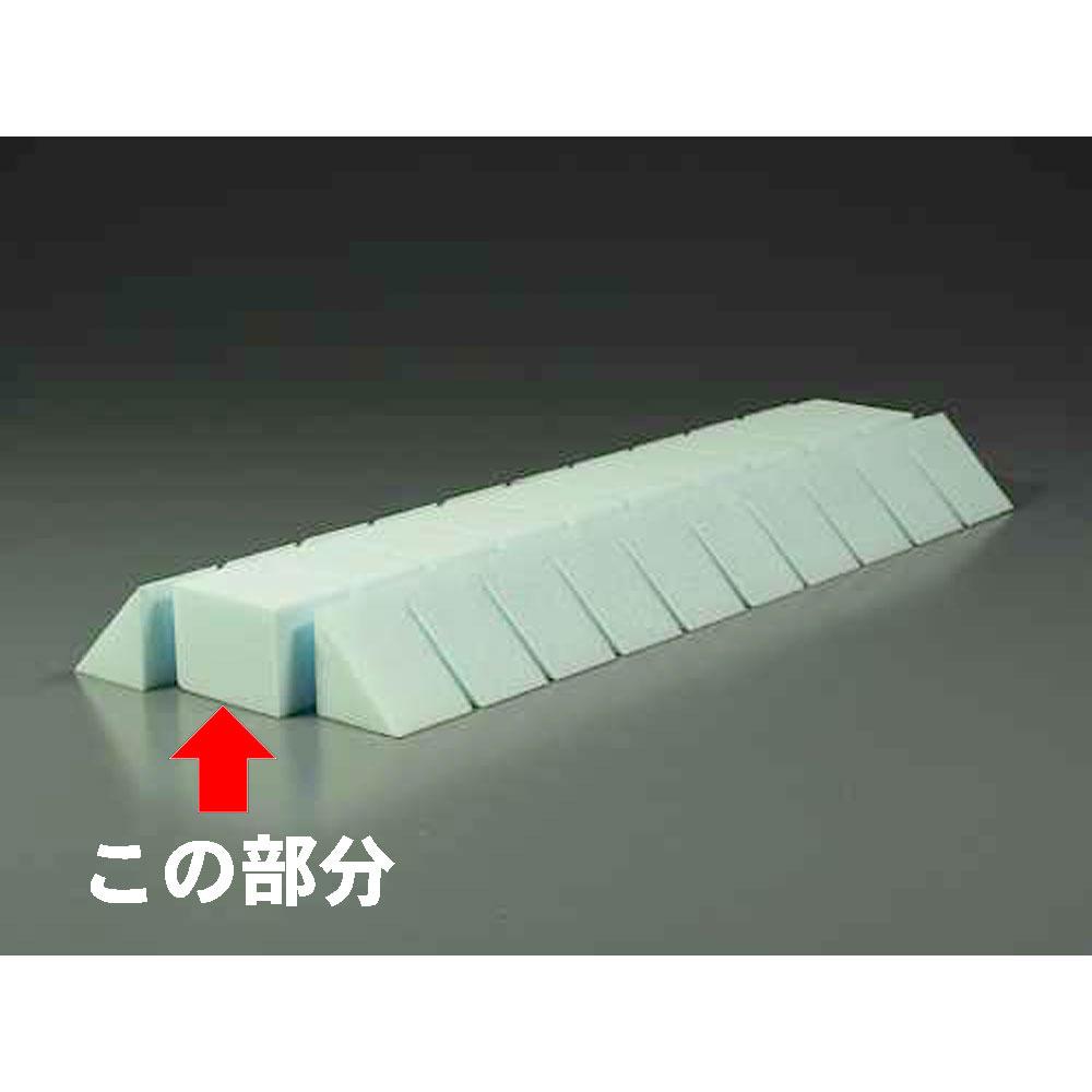 曲線用 築堤パーツ 基本部 (2個入り) :モーリン 素材 TM-11