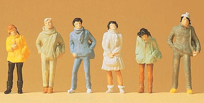 若者たち :プライザー 塗装済完成品 HO(1/87) 14005