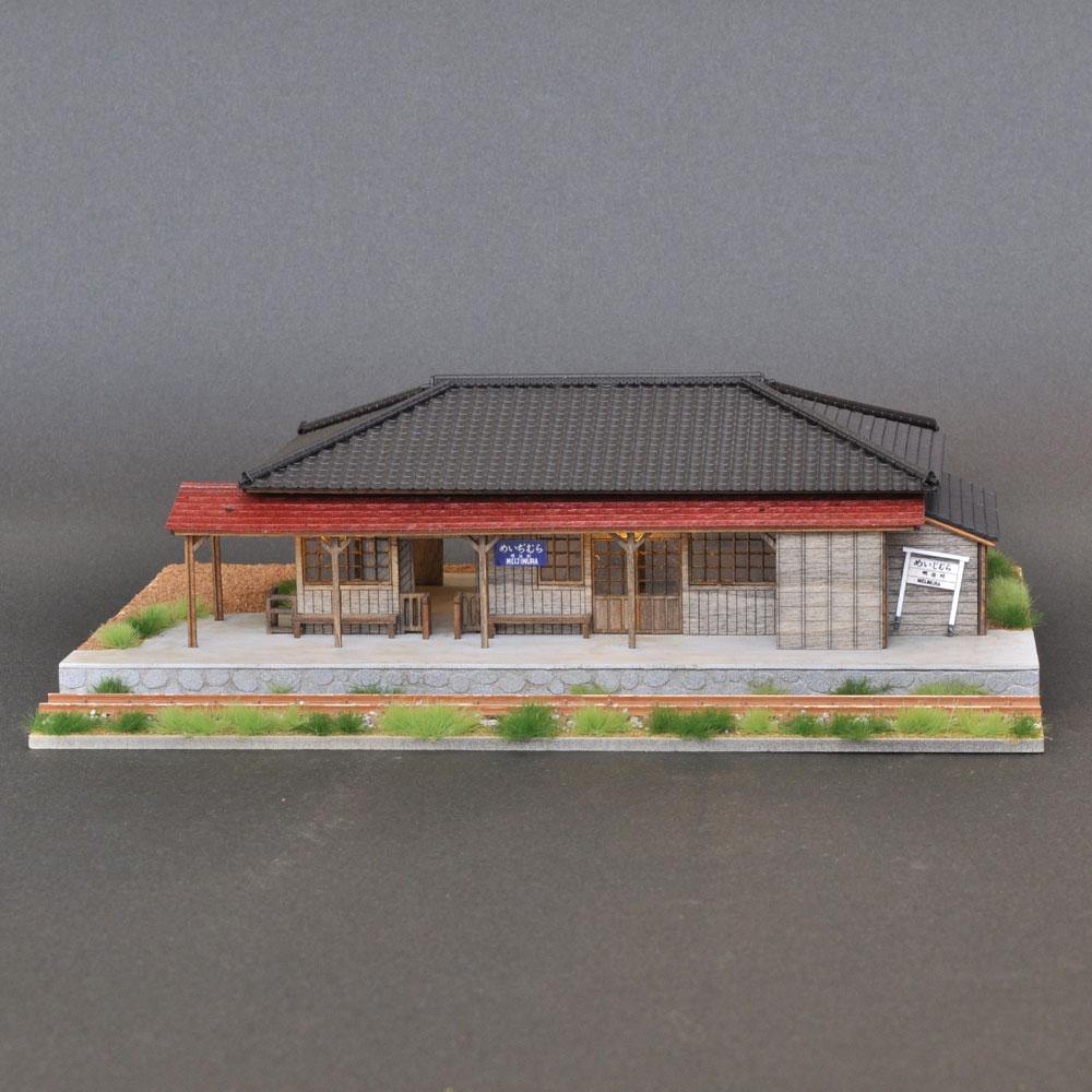 明治村駅 1/87 HOナロー展示台 :伊藤敏男 塗装済完成品 HO(1/87)