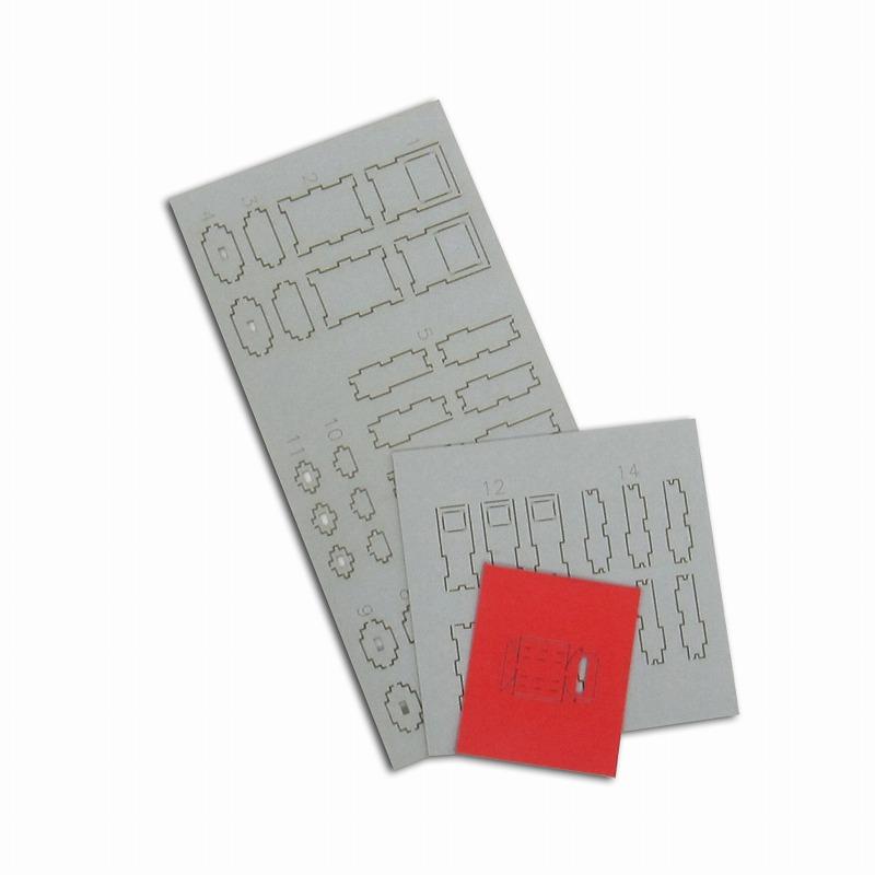 自動販売機C :さんけい キット N(1/150) MP04-73