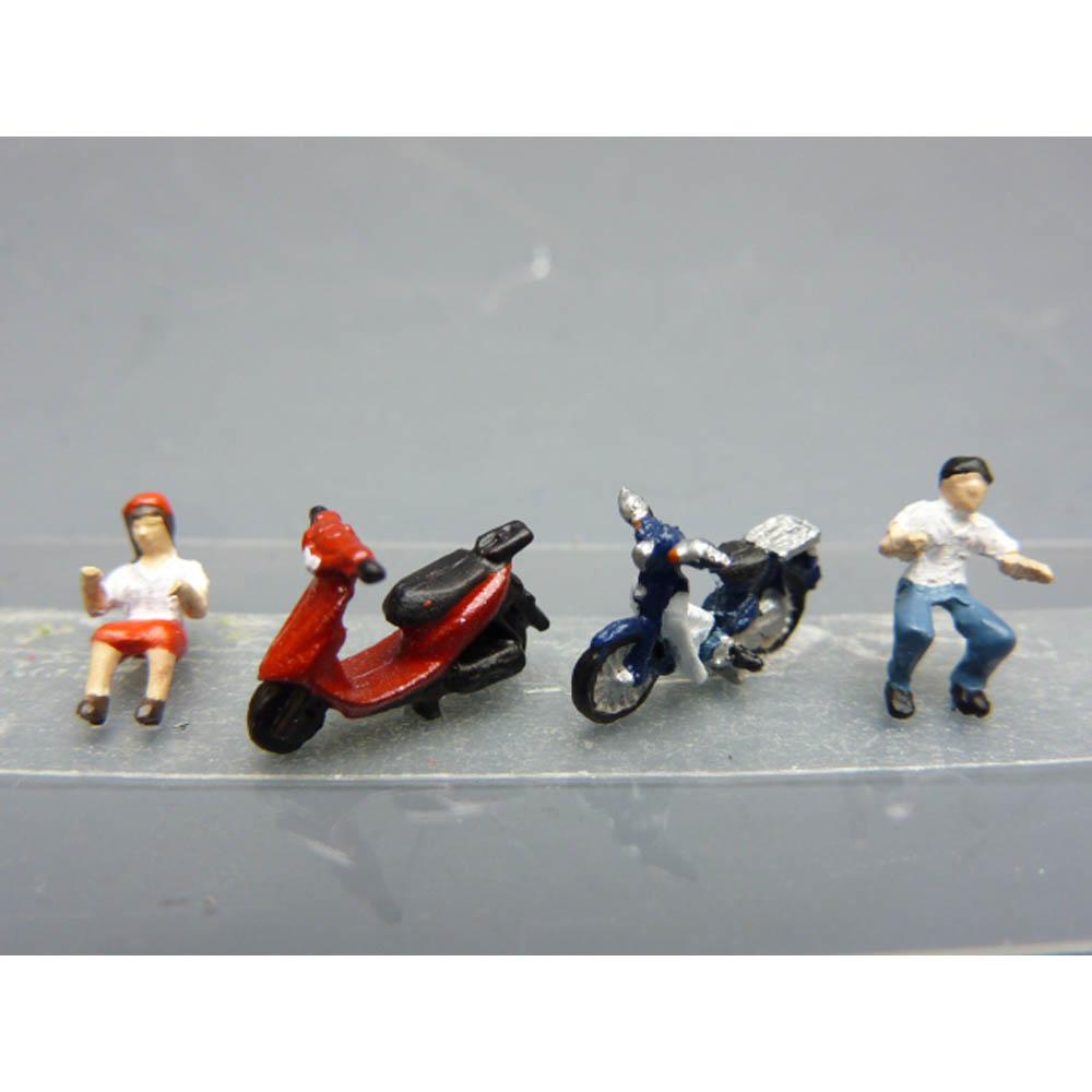 バイクセット:アイコム 塗装済完成品 ノンスケール MLL-2011