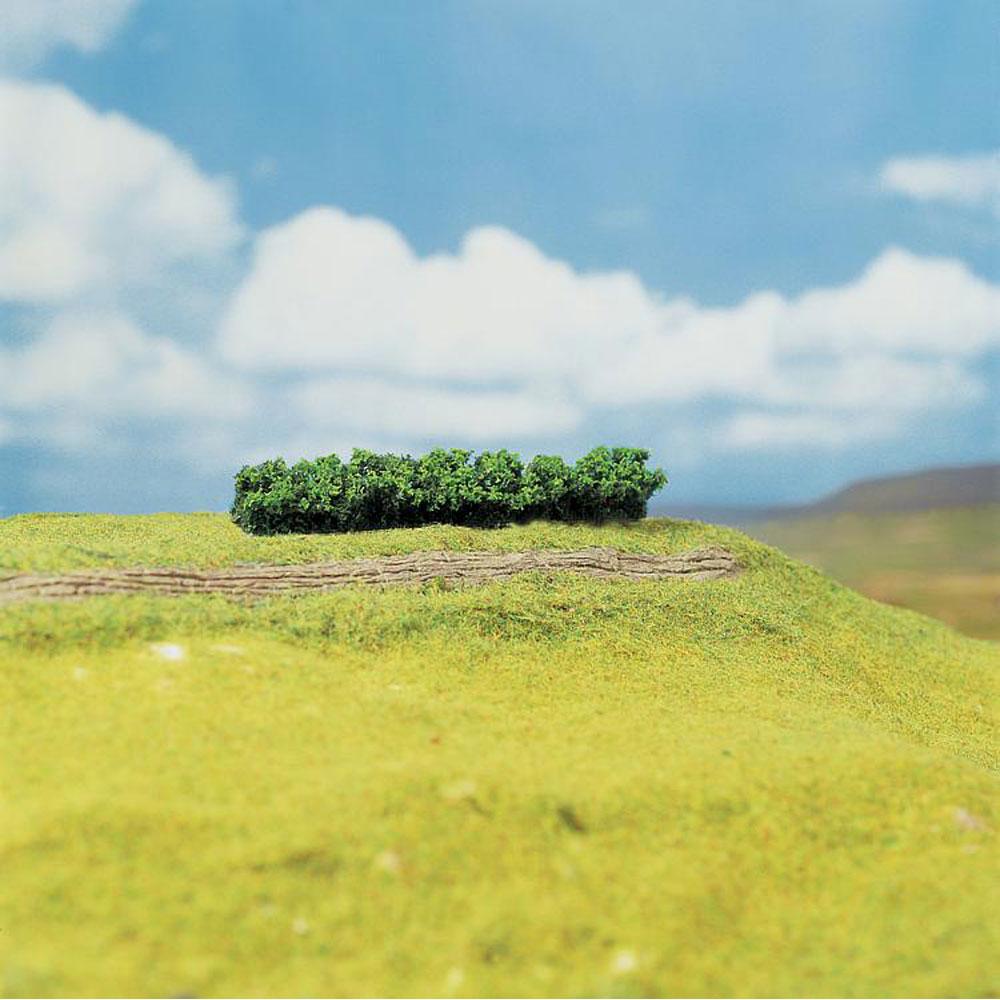 薄緑色の生垣 :ファーラー 完成品 ノンスケール 181356