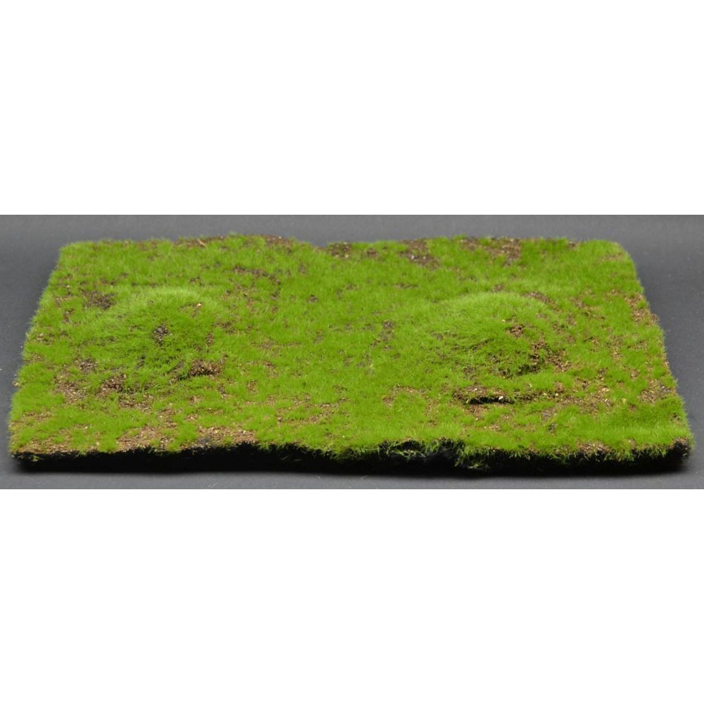 ランドスケープマット(起伏のある草原) :リアリティインスケール 素材 ノンスケール MAT07