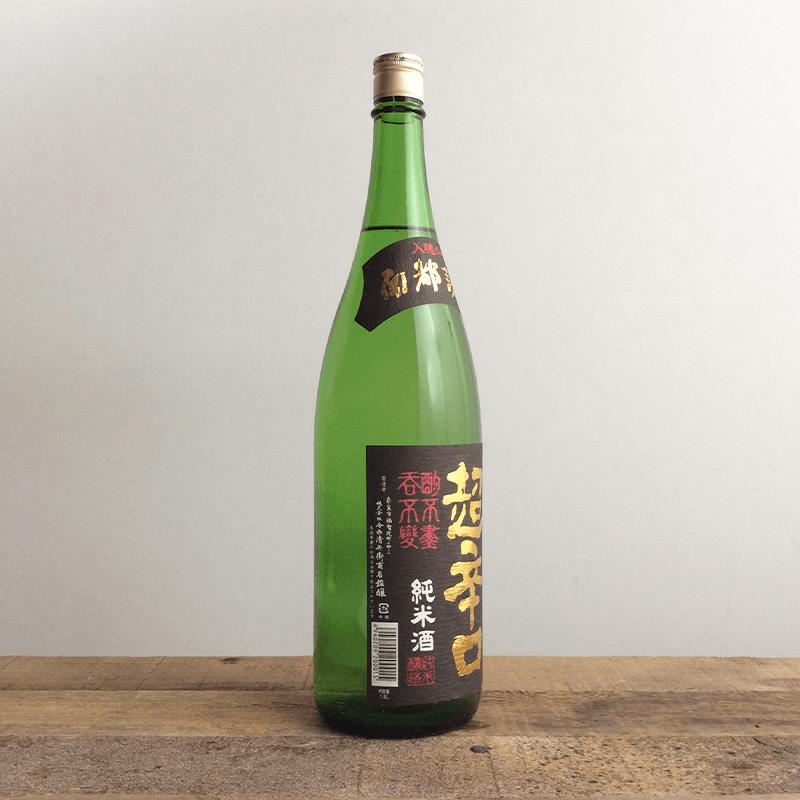 春鹿 純米吟醸 生酒 [1.8L]