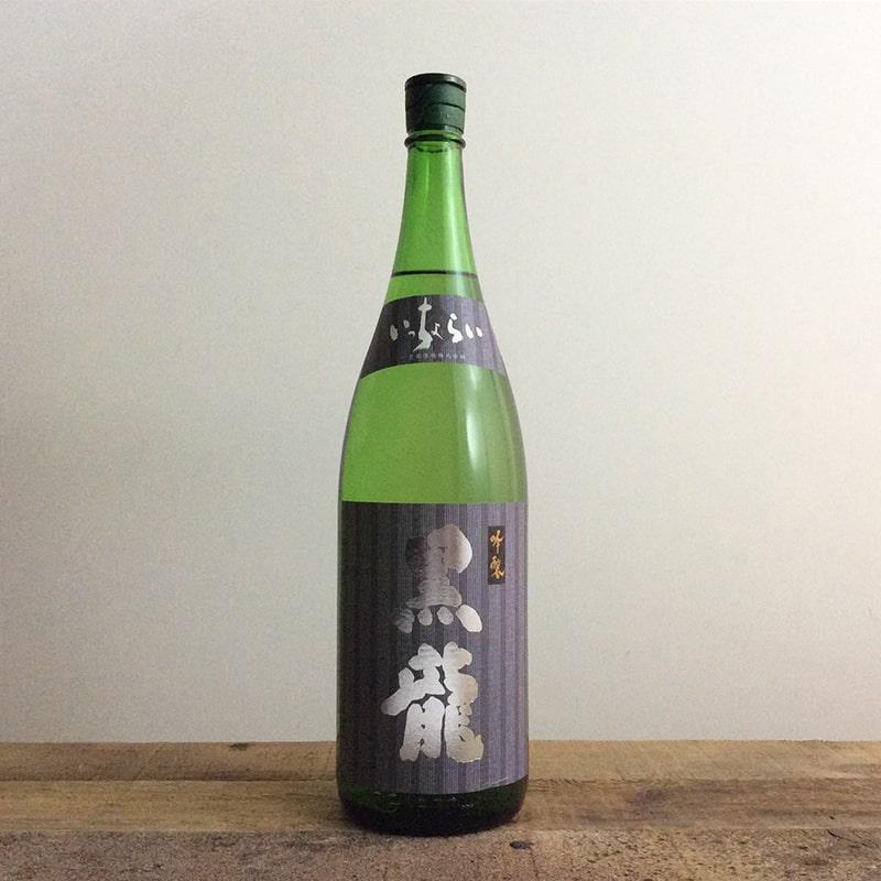 黒龍 いっちょらい 吟醸酒 [1.8L]