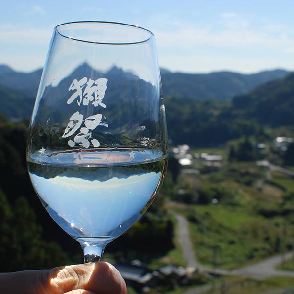 獺祭 45 純米大吟醸酒 [1.8L]