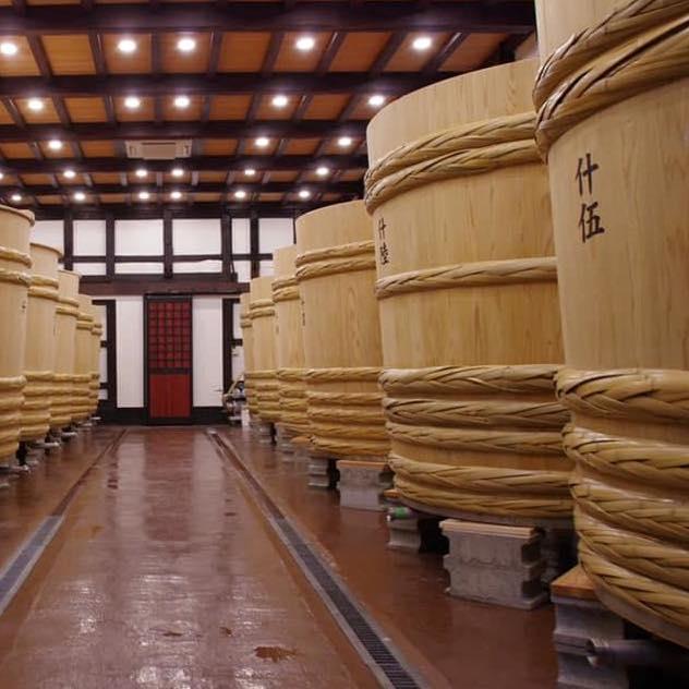新政 亜麻猫 純米酒 [720ml]