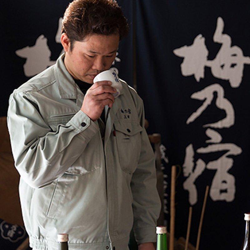 梅乃宿 あらごし梅酒 [1.8L]
