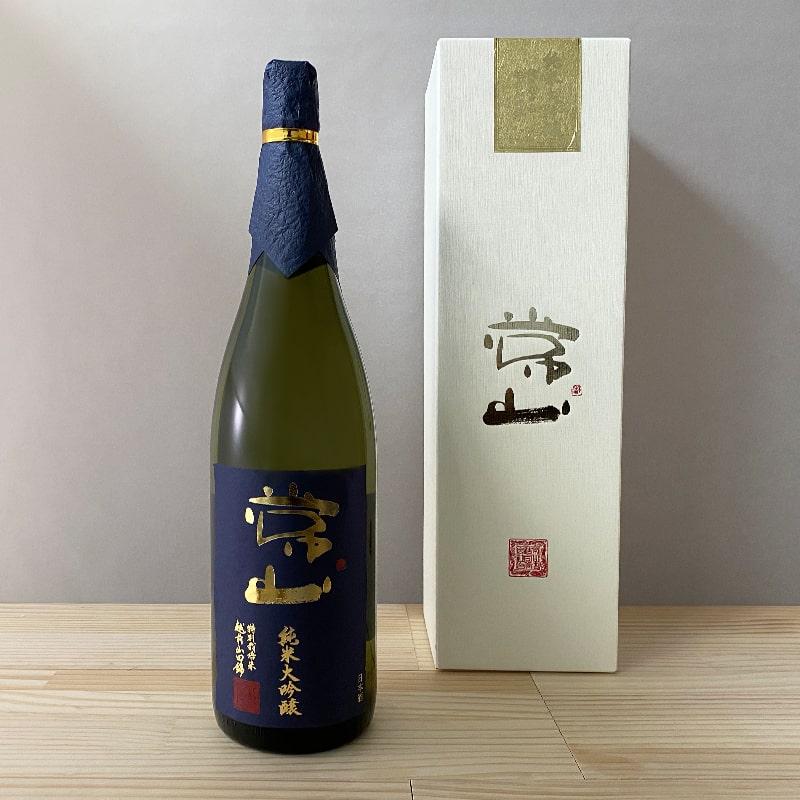 常山 純米大吟醸酒 [1.8L]
