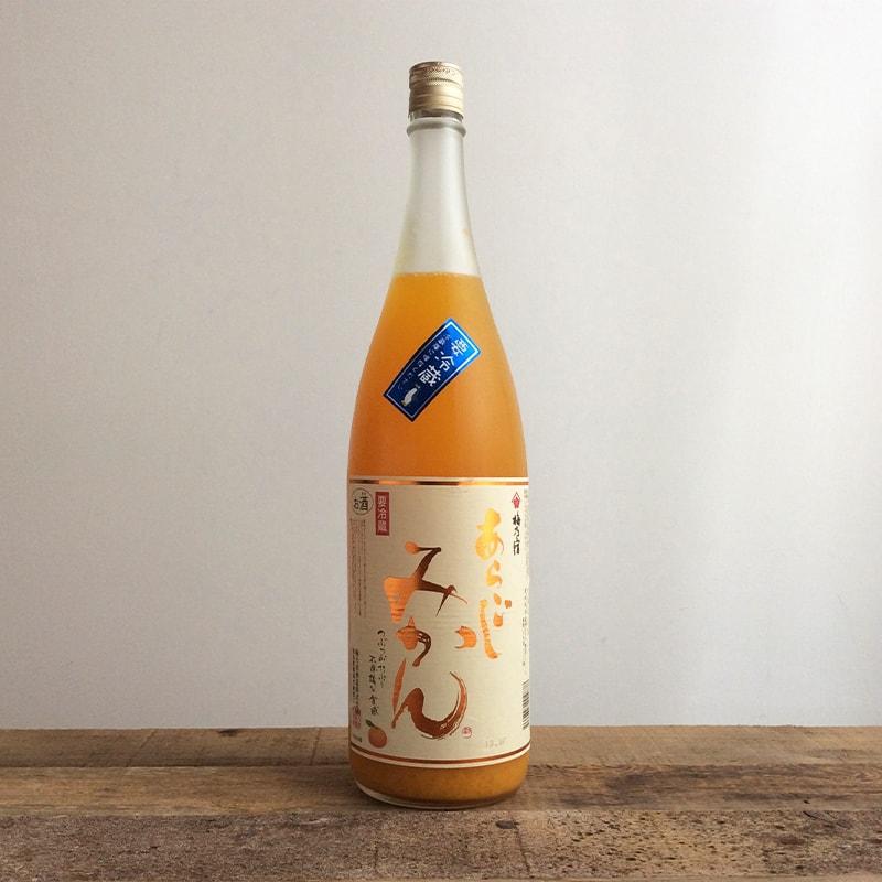 梅乃宿 あらごしみかん [1.8L]
