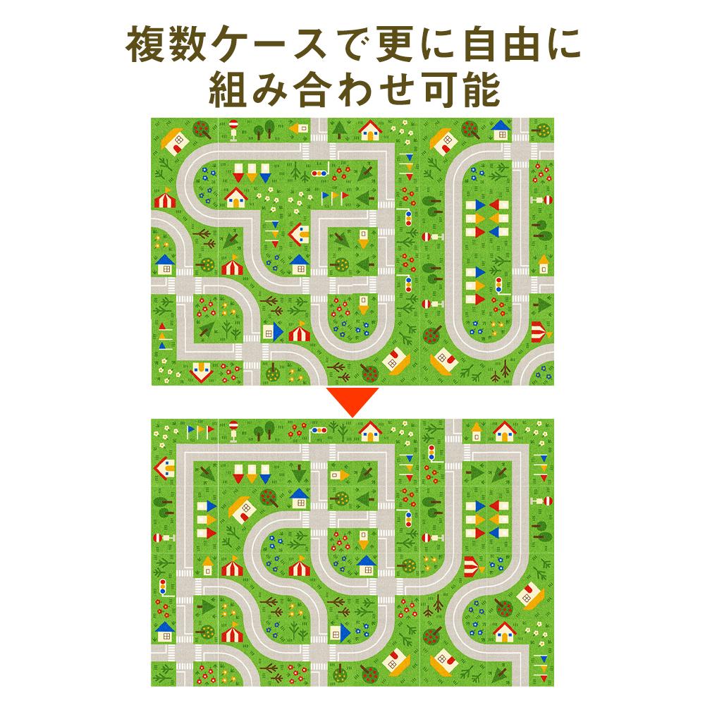知育カーペット【キッズロード】 パネルカーペット