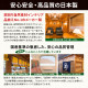 つっぱり式天然素材シェード 竹 燻製竹 幅59cmx丈約135cm